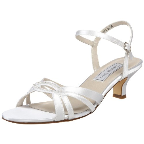 Touch Ups , Sandales pour femme Blanc blanc - Blanc - blanc, 6 UK