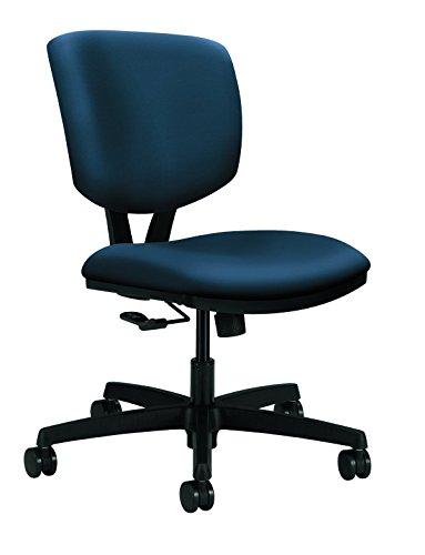 Cheap HON Volt Center-Tilt Task Chair for Office or Computer Desk, Ocean Polyurethane