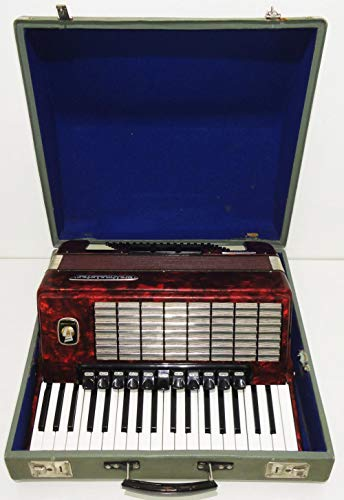 Perfect Weltmeister Stella 96 Bass 14 Sw, German Accordion