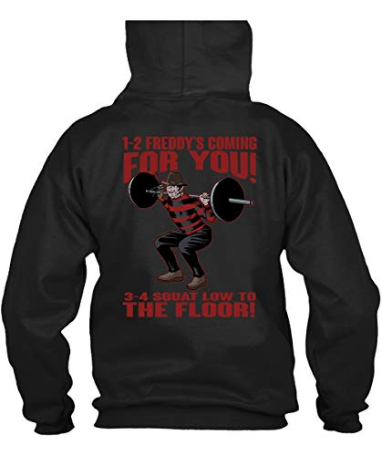 1-2 Freddy's Coming for You Shirt, Halloween T
