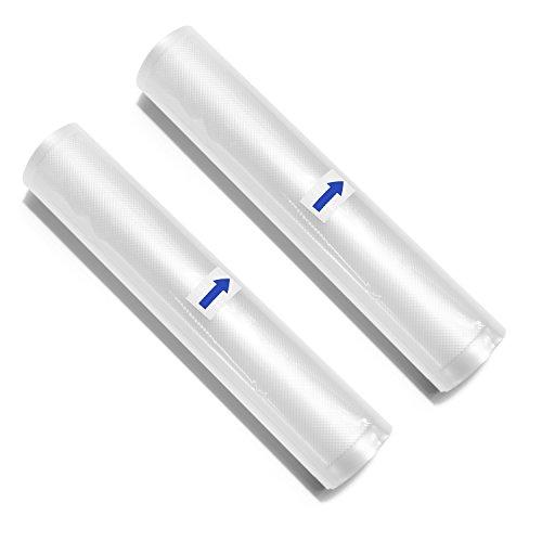 Eco Friendly Vacuum - WHX Kithchen Vacuum Sealer Bag Rolls Sous Vide Food Preservation Saver Bag 11