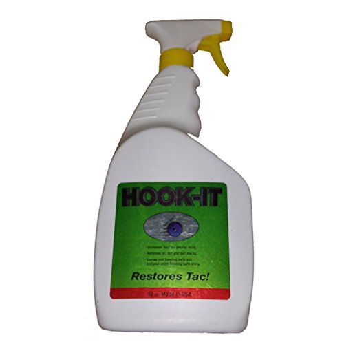 Neo Tac Hook It Bowling Ball Cleaner- Quart by Neo Tac Cleaners & Polishes