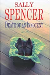 Death of an Innocent (Severn House Large Print) Hardcover
