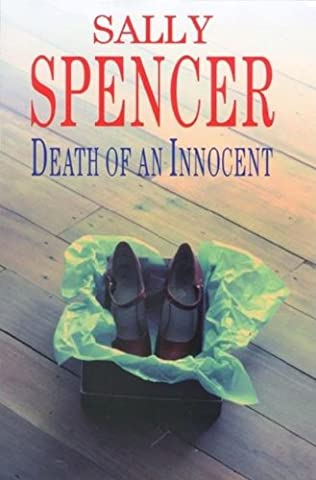 book cover of Death of an Innocent