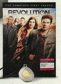 (REVOLUTION Season 1 DVD Set with Exclusive Revolution Pendant with Glowing Power Symbol)
