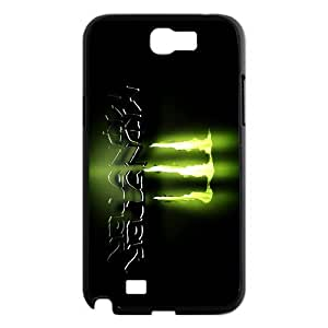 Monster Energy Pattern Plastic Hard Case For Samsung Galaxy Note 2 Case TPUKO-Q908709