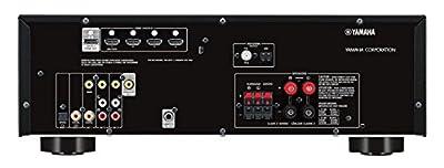 Yamaha RX-V381BL Receiver (Black)