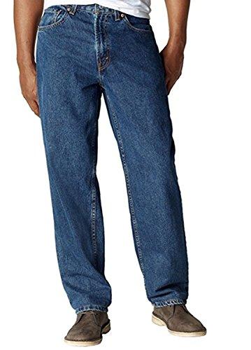 Kirkland Signature Men's 5-Pocket Blue Jean, 34 x 34