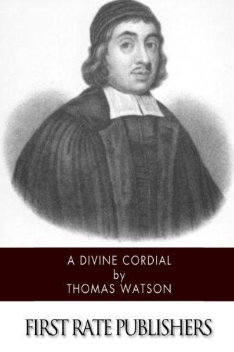 Read Online A Divine Cordial PDF