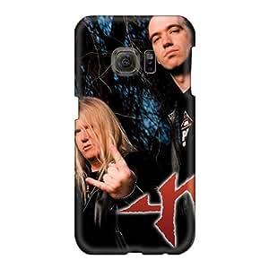 TimeaJoyce Samsung Galaxy S6 Shock Absorption Hard Cell-phone Case Custom Attractive Finntroll Band Pattern [tRH2981QHMf]