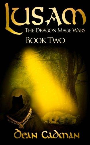 Lusam II: The Dragon Mage Wars (Volume 2)