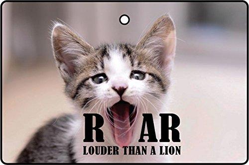 Lion Air (ROAR LOUDER THAN A LION CAR AIR FRESHENER)