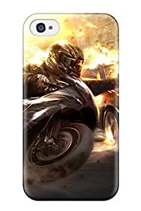 morgan oathout's Shop New Style Tpu 4/4s Protective Case Cover/ Iphone Case - Wheelman 3751130K39949812