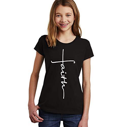 Simple Faith Cross Girl