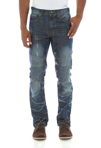 Akademiks Distressed Jeans - 6