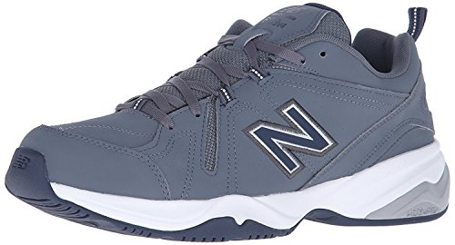 New Balance Mens Mx608v4, Dark Grey/Navy, 41.5 2E EU/7.5 2E UK