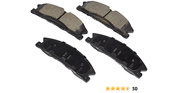 Bosch BE421H Blue Disc Brake Pad Set with Hardware