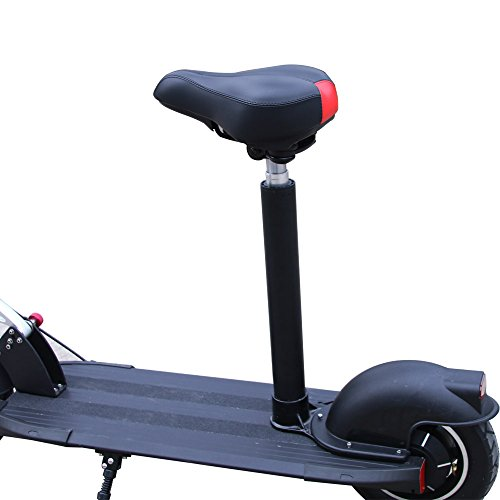 AGDA®Safe Premium and Reliable Electric Scooter With Suitable Seat Black for sale
