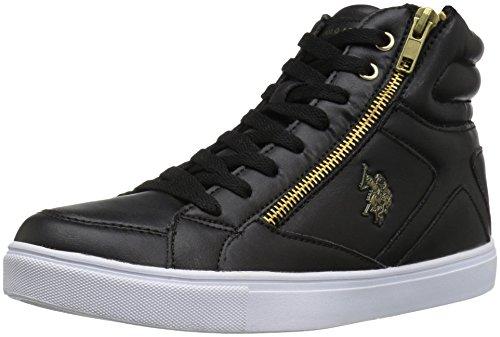 Womens Black High Top Sneakers Amazoncom-3858