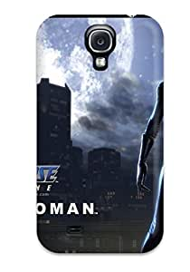 For Renita J Taylor Galaxy Protective Case, High Quality For Galaxy S4 Red Alert Diablo 3 Art Skin Case Cover