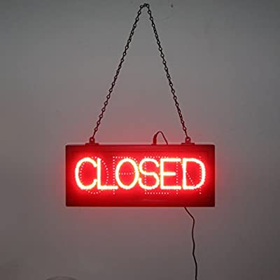 Neonetics Led Open & Closed Sign LED Lighted Sign