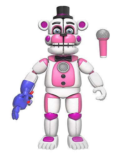 Funko Five Nights Fun Time Freddy Articulated Action Figure  5