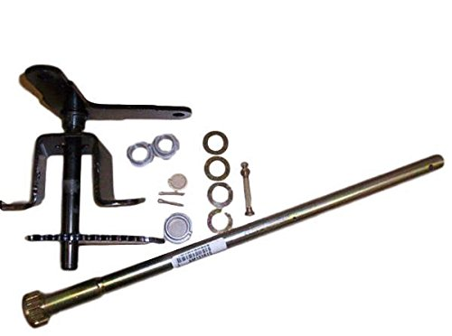 John Deere Steering Gear Shaft and Sector LT133 LT155 LT166 LT150 LT160 LT170