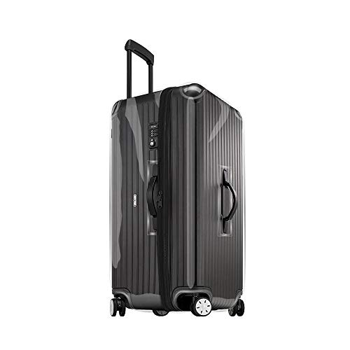 73 Cover - Luggage Skin Protector Clear PVC Transparent Cover for RIMOWA Cabin Multiwheel Salsa (for 810.73.32.4)