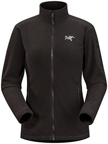 Arcteryx Fleece Jacket (Arc'teryx Delta LT Jacket Women's (Black, Small))