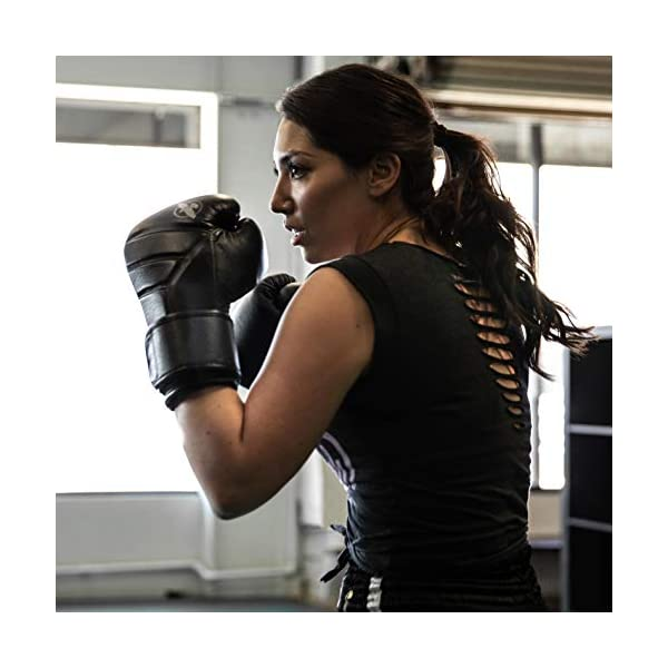 Hayabusa Boxing Gloves | T3 Kanpeki Leather Boxing Gloves | Men and Women 6