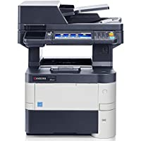 Kyocera 1102NX2US0 Model ECOSYS M3540idn Black & White Multifunctional Printer, 7 Color Touch Screen with Tablet-Like Home Screen, Standard 75 Sheet Document Processor, Wireless Printing Capable
