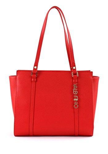Shoppers y Bolsos de Hombro para Mujer, Color Rojo, Marca Valentino, Modelo Shoppers Y Bolsos De Hombro para Mujer Valentino Sea Rojo Rojo