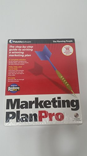 Marketing Plan Pro 4.0