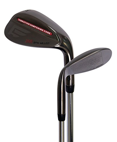 Founders Club Nickel 255 Spin Milled Sand Wedge - Right-handed