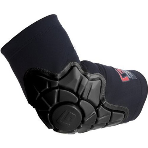 G-Form Elbow Pad, Pair (Black 2012, Medium (9.5-10.5 in)) by G-Form