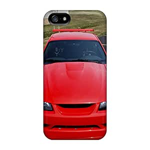 Premium PnvVHt7879 Case With Scratch-resistant/ Mustang Cobra 00 Case Cover For Iphone 5/5s