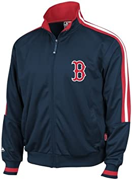 Boston Red Sox Majestic Authentic Collection Navy Therma Base ...
