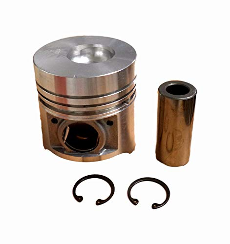 Federal Mogul Piston and Pin with Snap Ring fits Toyota P20262 FMP-13066SA Standard ()
