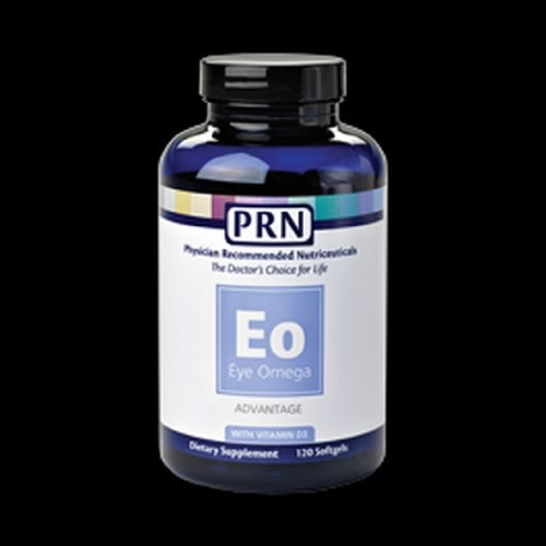 Physician Recommended Nutriceuticals Physician Recommended Nutriceuticals PRN Eye Omega Advantage 120 Soft Gels by PRN price tips cheap