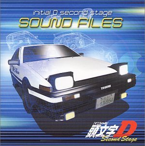 Initial D Second Stage Sound Files by Unknown (2001-01-04)
