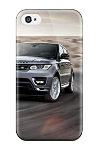 Iphone Tpu Case Skin Protector For Iphone 4/4s Land Rover Sport With Nice Appearance