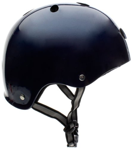美品  スケート/BMXヘルメットブルーメタリック - - ミディアム(55cm-56cm) B000Y37D7Q B000Y37D7Q, sorfege:0b76f05a --- a0267596.xsph.ru