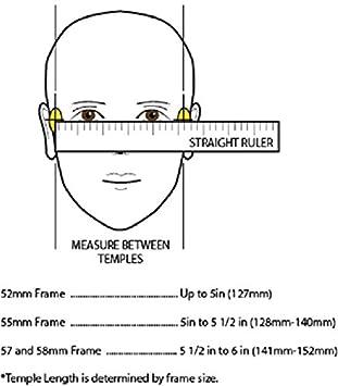 AO Eyewear Original Pilot 55mm Sunglass with Bayonet Temples