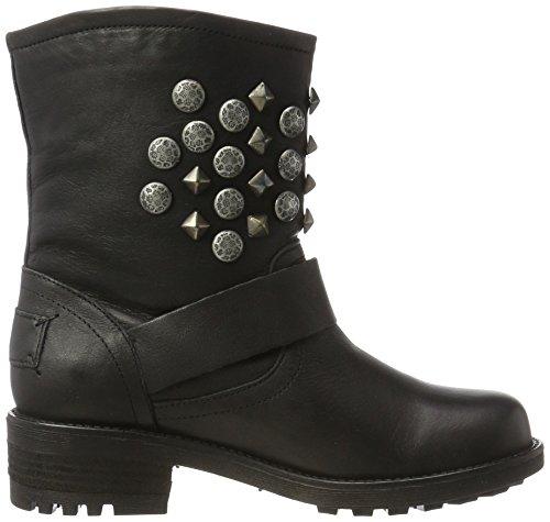 Bullboxer Bkbk Biker 427511e6l Boots Black Black Women's fqYrzf