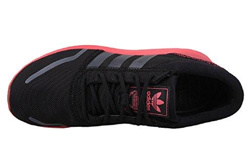 Adidas Los Angeles Herren Sneaker schwaz/rosa