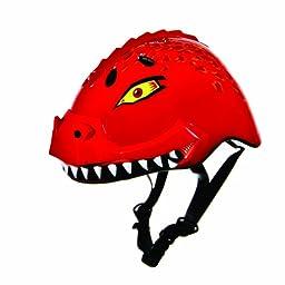Raskullz radgon Helmet (Red, Ages 3+)