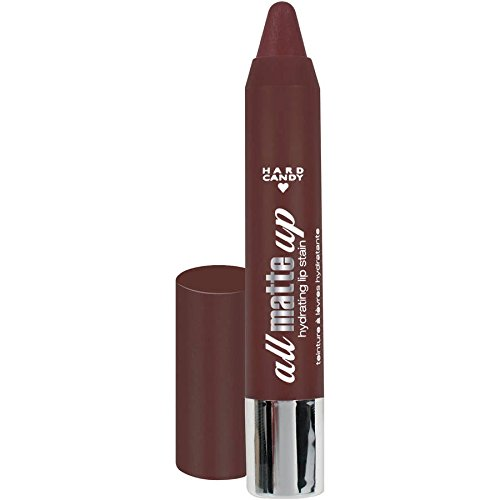 Hard Candy All Matte Up Hydrating Lip Stain, Earthy Marsala, 1.7 ounce by Hard Candy