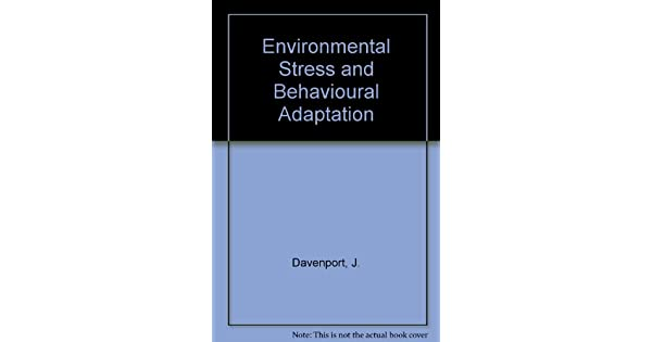 Rapid Responses to Environmental Stress