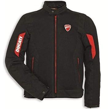 Ducati% Sale 98102795 Hombre textil Chaqueta Moto meshj Acke Verano Chaqueta Airmesh Flow 2