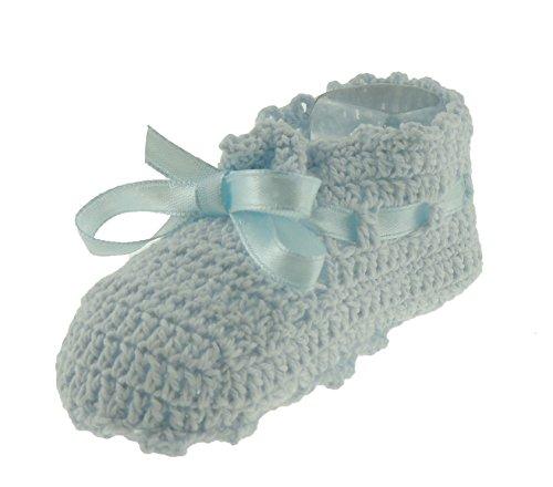 Glamour Girlz - Calcetines - para bebé niña Azul